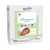 Protect-A-Bed Premium Fitted Hypoallergenic Waterproof Mattress Protector