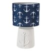 "Breakwater Bay Killingworth Anchor 14.5"" Table Lamp"