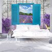 Artgeist Lavender Recollection 2.8m x 400cm Wallpaper