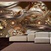 Artgeist Jewel of Bronze 2.1m x 300cm Wallpaper
