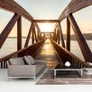 Artgeist Bridge of the Sun 2.80m x 400cm Wallpaper
