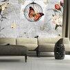 Artgeist Butterfly Song 2.45m x 350cm Wallpaper