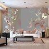 Artgeist Creamy Passion 2.80m x 400cm Wallpaper