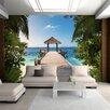Artgeist Hawaiian Dream 2.45m x 350cm Wallpaper