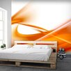 Artgeist Abstract Oranges 2.31m x 300cm Wallpaper