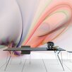 Artgeist Silky Colourful Smoke 3.09m x 400cm Wallpaper