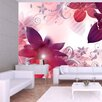 Artgeist Flowers and Fantasy3.1m x 400cm Wallpaper