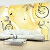 Artgeist Yellow Roses 2.80m x 400cm Wallpaper
