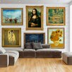 Artgeist Wall of Treasures 2.45m x 350cm Wallpaper