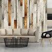Artgeist Wood Design 2.45m x 350cm Wallpaper