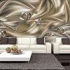 Artgeist Velvet Kiss 2.45m x 350cm Wallpaper
