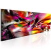 Artgeist Fiery Expression Graphic Art Print on Canvas