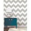 NuWallpaper Ziggy 5.5m L x 52cm W Chevron and Herringbone Roll Wallpaper