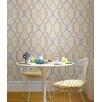NuWallpaper Sausalito 5.5m L x 52cm W Geometric Roll Wallpaper