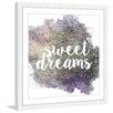 "Marmont Hill Gerahmtes Poster ""Sweet Dreams"" von Diana Alcala, Grafikdruck"