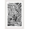 Marmont Hill Restricted Space Framed Graphic Art