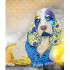 Marmont Hill 'Unconditional Love Dog' by Connie Haley Graphic Art Wrapped on Canvas