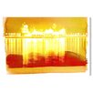 Oliver Gal 'Amritsar' Graphic Art on Wrapped Canvas