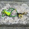 Castleton Home Animal Relaxing Metal Garden Frog Statue