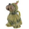 Castleton Home Ceramic Darcy Dog Collectable Glazed Decorative Teapot