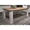 Hazelwood Home Country Extendable Table