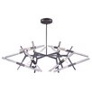 Wade Logan Winnett 24-Light Kitchen Island Pendant