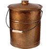 Plow & Hearth Ash Bucket Fireplace Tool