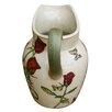 Castleton Home Roses Decorative Earthenware Jug