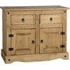 Andover Mills Corona 2 Door 2 Drawer Combi Chest