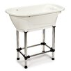 Master Equipment Bathe and Go Grooming Tub