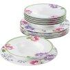 Seltmann Weiden No Limits Flowers 12 Piece Tableware Set