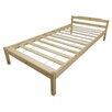 Kidsaw Levi Pine Single Slat Bed