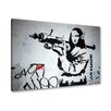 Urban Designs Bazooka by Banksy Wall Art