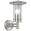 Eglo Lisio 1 Light Outdoor Sconce