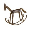 Ian Snow Primitive Rocking Horse Figurine