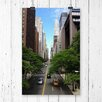 Big Box Art 'New York City Street Empire State Building' Graphic Art
