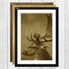Big Box Art 'Stag and Bird' Framed Photographic Print