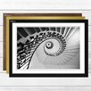 Big Box Art Architecture Spiral Staircase 1 Framed Photographic Print