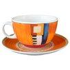 Seltmann Weiden Tea Cup and Saucer V.I.P Massa