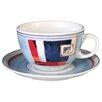 Seltmann Weiden Tea Cup and Saucer V.I.P Rapalo