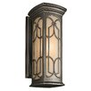 Kichler Franceasi 1 Light Outdoor Wall Lantern