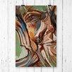 Big Box Art 'Portrait' by Stanislaw Ignacy Witkiewicz Painting Print
