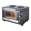 Benross Quest 26 Litre Oven with Rotisserie and Two Hot Plates