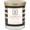Elements by Erin Gates Lavender/Leaves Scent Jar Candle