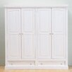 Hazelwood Home Rico Door Wardrobe