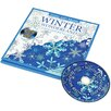 Color with Music Winter Wonderland Stress Relieving Designs Adult Coloring Book with Bonus Relaxation CD