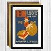 Big Box Art Vintage WPA Poster Freedom Framed Vintage Advertisement