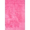 Pilepoil Fuschia Pink Area Rug