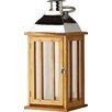 Alpen Home LaterneTozi Wood Lantern
