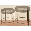 Boltze Frederike 2 Piece Nest of Tables